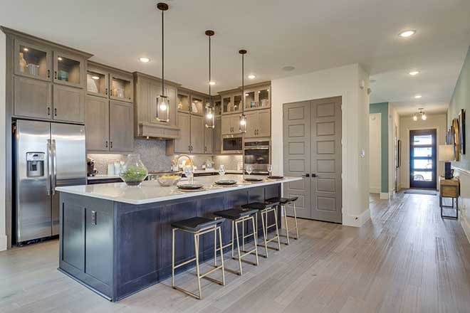 The Ridgemont - Kitchen