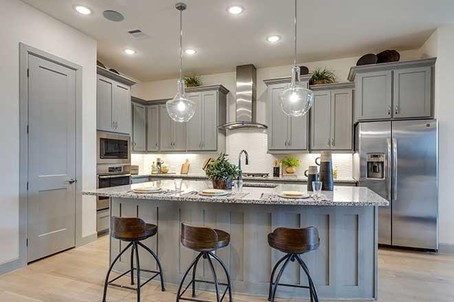 The Lockhart - Kitchen