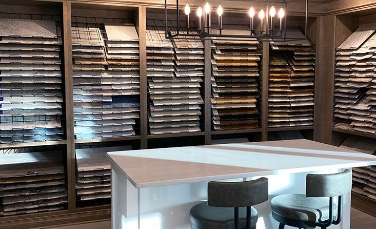 The David Weekley Homes Design Center in Minneapolis/St. Paul