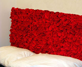 Flower Headboard