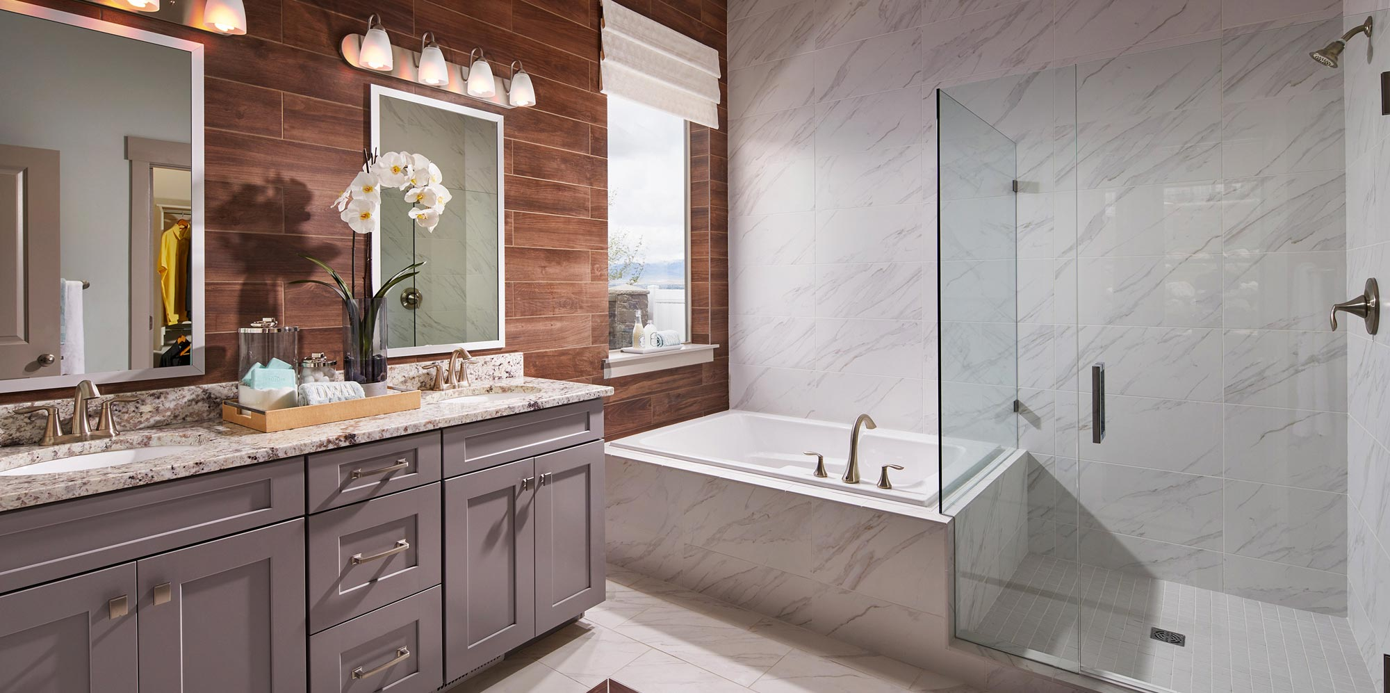 Stay A-plumb with the Latest Bathroom Trends | David Weekley Homes