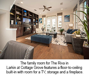 The Riva in Larkin at Cottage Grove