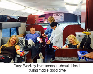 San Antonio Blood Drive