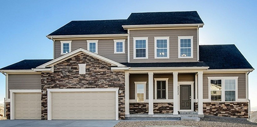 David Weekley Homes Offers Quick Move In Homes Throughout Denver