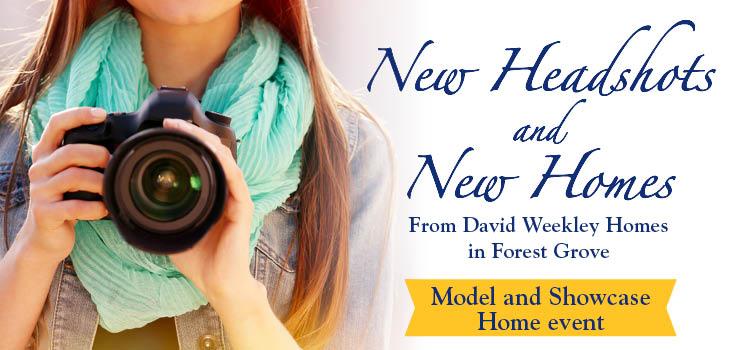 New Headshots and New Homes