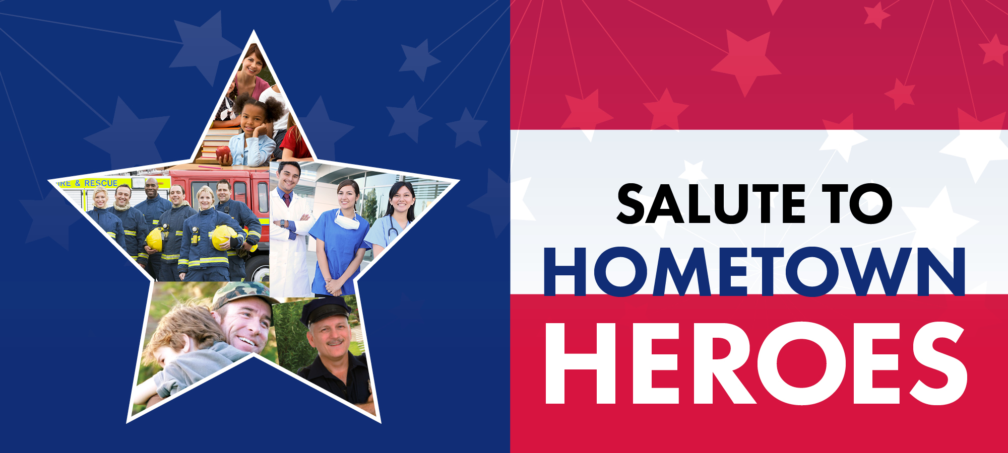Salute to Hometown Heroes in Colorado Springs