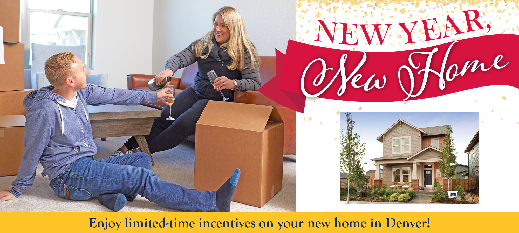 New Year, New Home in Denver