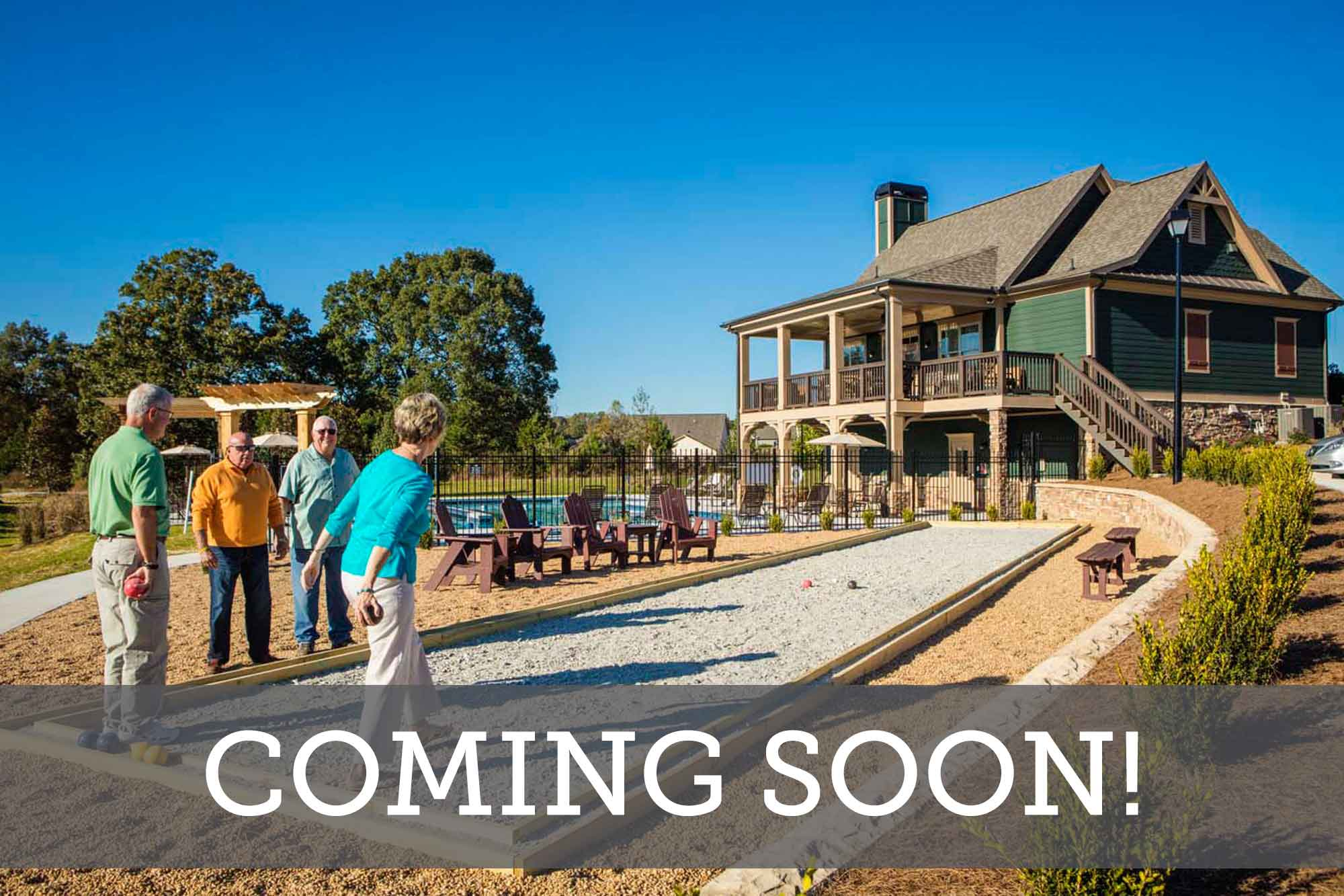 The Retreat at Sterling on the Lake - Coming Soon!