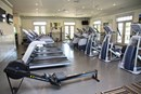 The Club at 12 Oaks - Fitness center