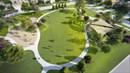 Sienna Plantation - Park Rendering