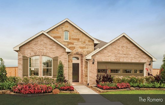 Enclave At Castlebridge Houston Tx Home Builder New Homes