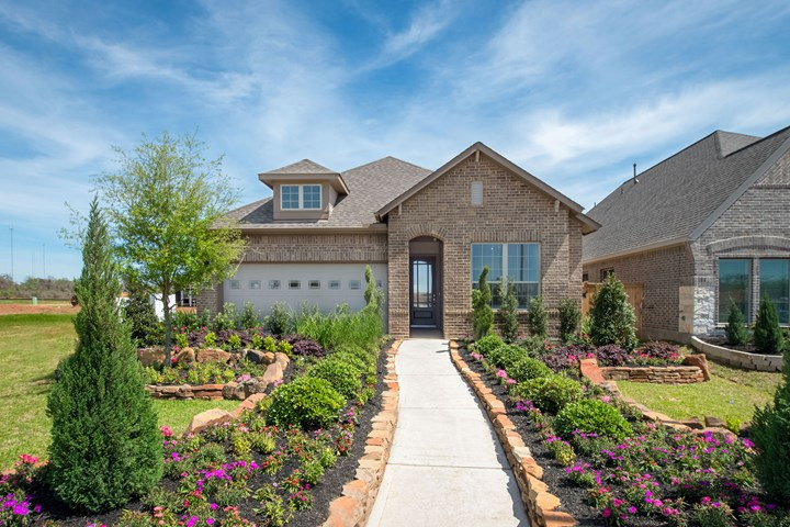 Sienna Plantation Leafwing Meadow 45 Missouri City Tx Home Builder New Homes David Weekley
