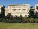 Highland Court - Entrance