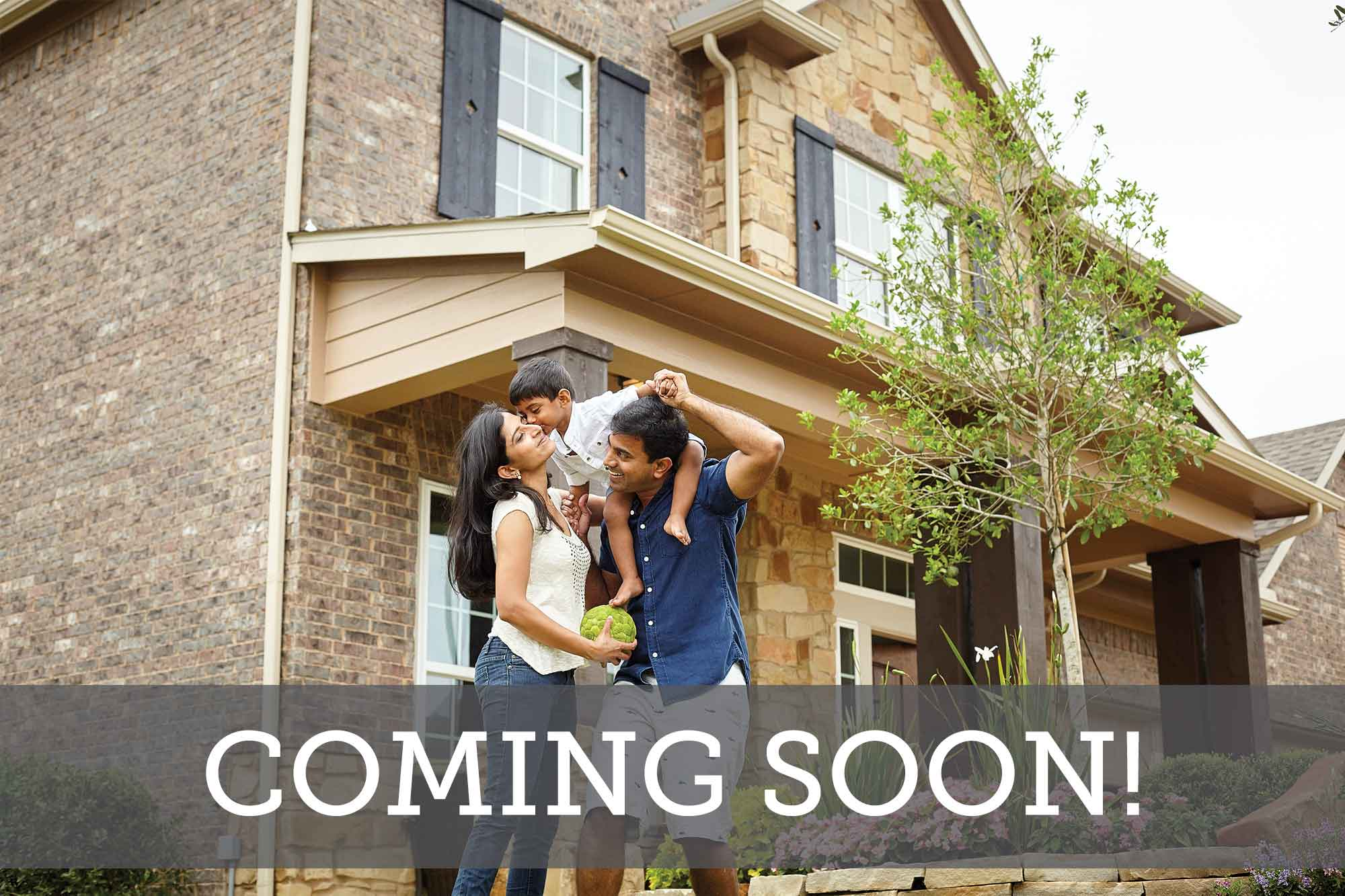 Parker Place - Coming Soon