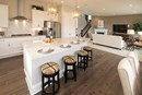 The Markwood - Kitchen/Family Room