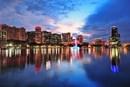 Skyline of Downtown Orlando