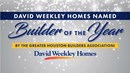 GHBA Builder of the Year