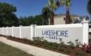 Lakeshore Community Entrance