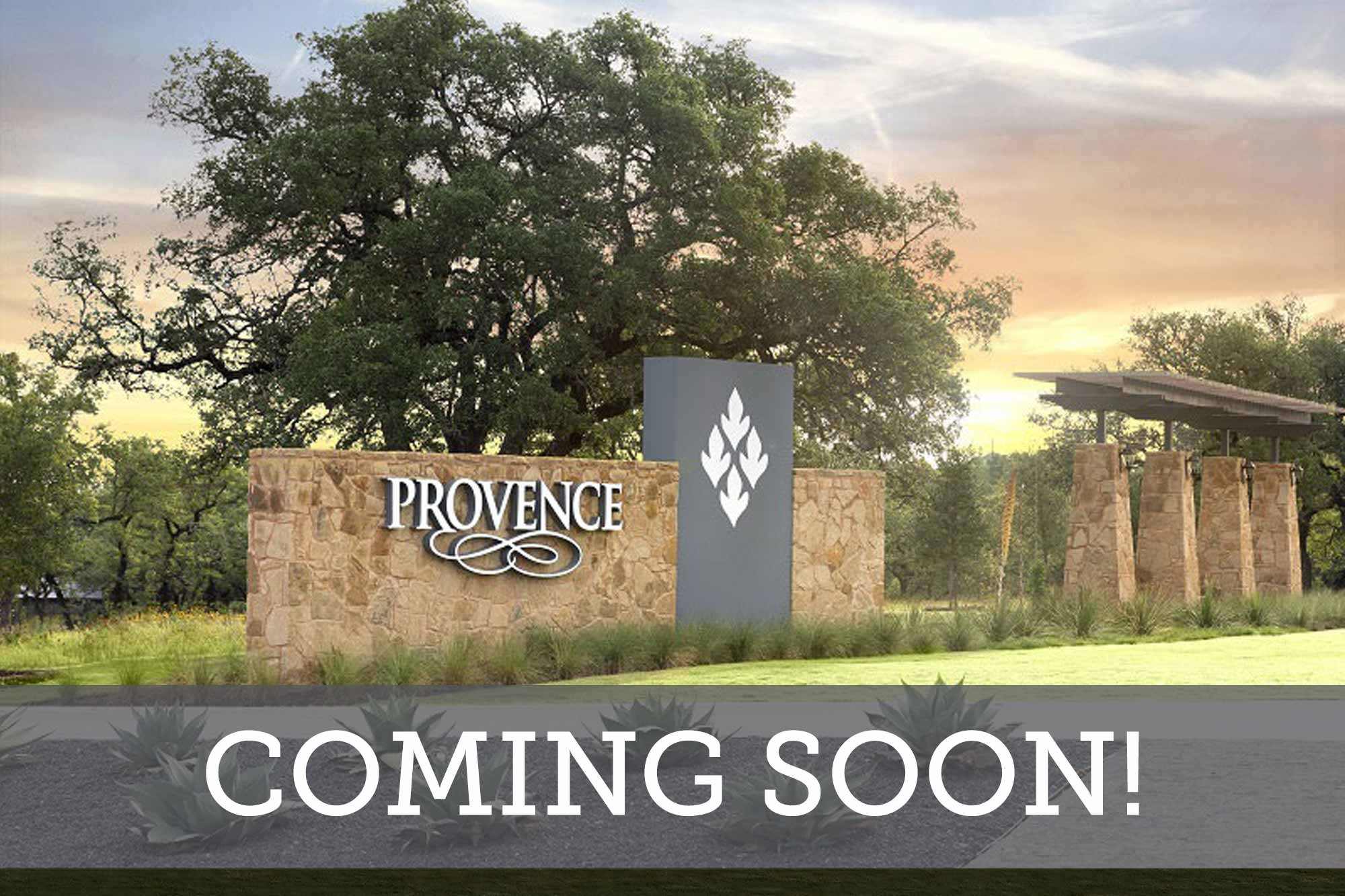 Provence 60' - Coming Soon