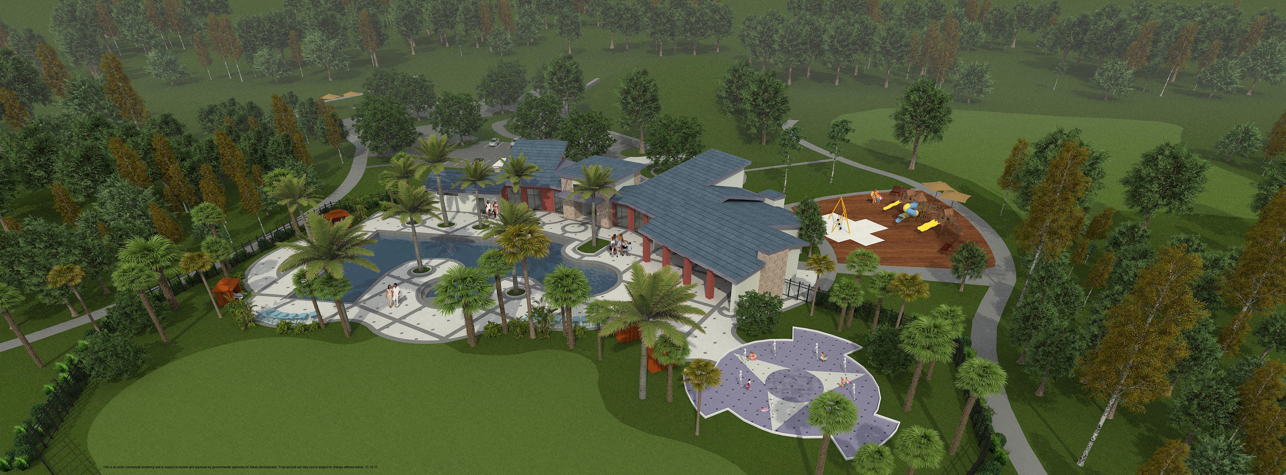 Serenoa - Amenity Center