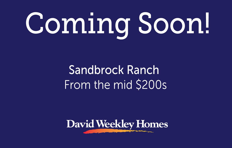Sandbrock Ranch - Coming Soon