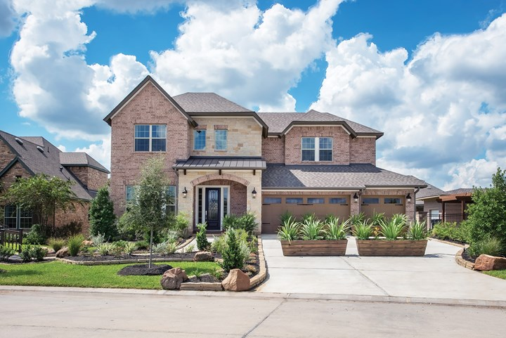 College Station Build On Your Lot Tx Home