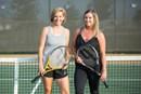 Enjoying Tennis at Jordan Ranch