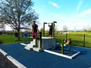 Bexley - Outdoor Fitness Area