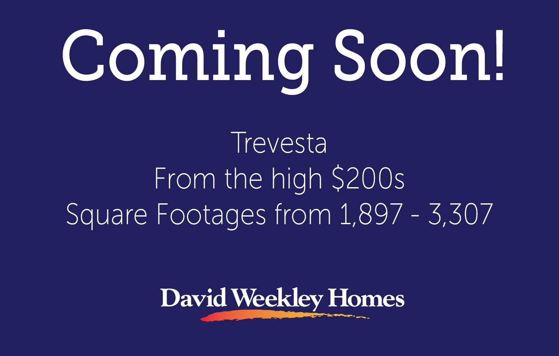 Trevesta - Coming Soon