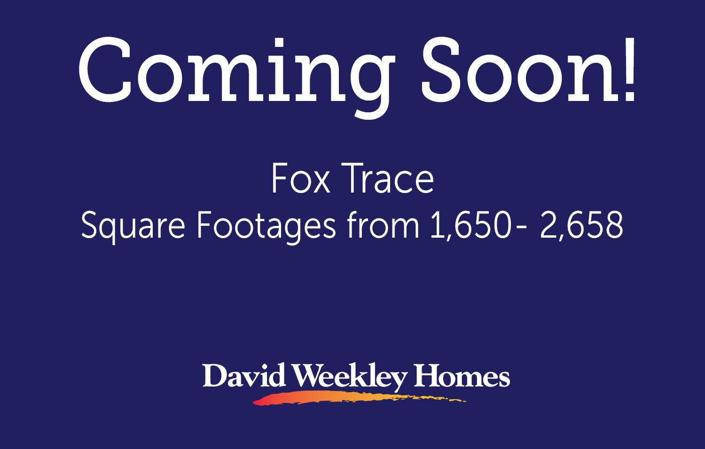 Fox Trace Coming Soon