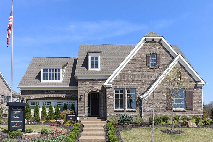 bluffs at flat fork fishers in home builder new homes david