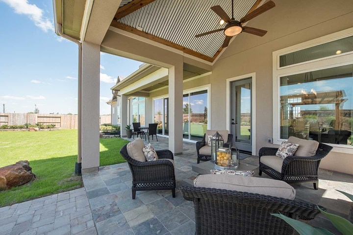 Cinco Ranch Ridgefield Heights Homesites Katy Tx Home