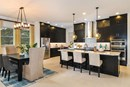 The Saddleview - Kitchen and Dining