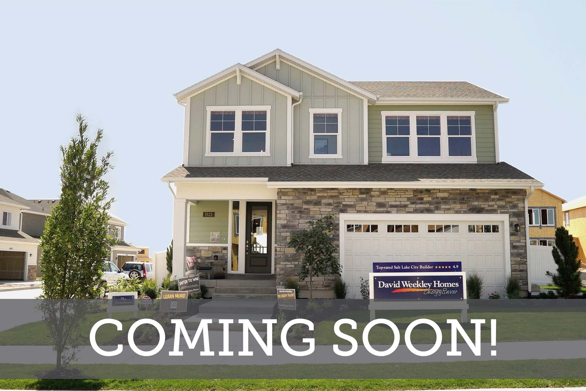 The Cottages at Ridgeview - Coming Soon