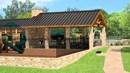 Cypress Forest Amenity Center - Pavillion