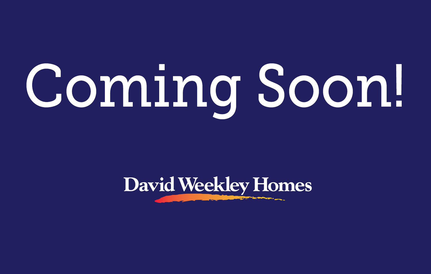 Coming Soon - Candelas Mountain View