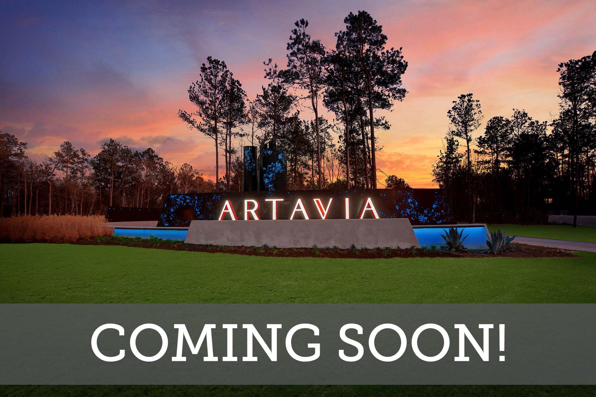 ARTAVIA - Coming Soon
