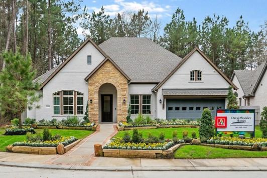 New Homes In Houston Tx Home Builders David Weekley Homes