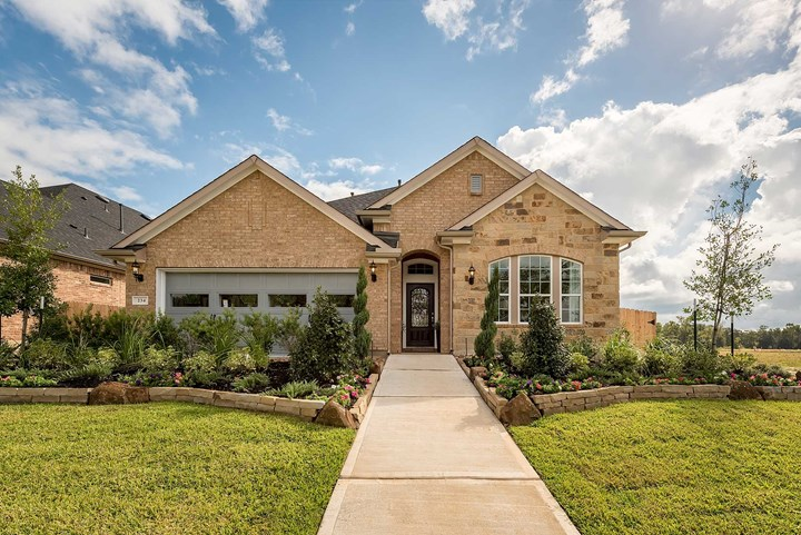 Hills Of Westlake 50' Conroe TX Home Builder, New Homes