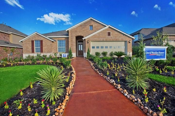 Ridgemont 60 New Braunfels Tx Home Builder Homes David Weekley