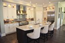 Spacious open floorplans perfect for entertaining