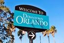 Downtown Orlando Sign