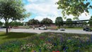 Parkland Village - Entry