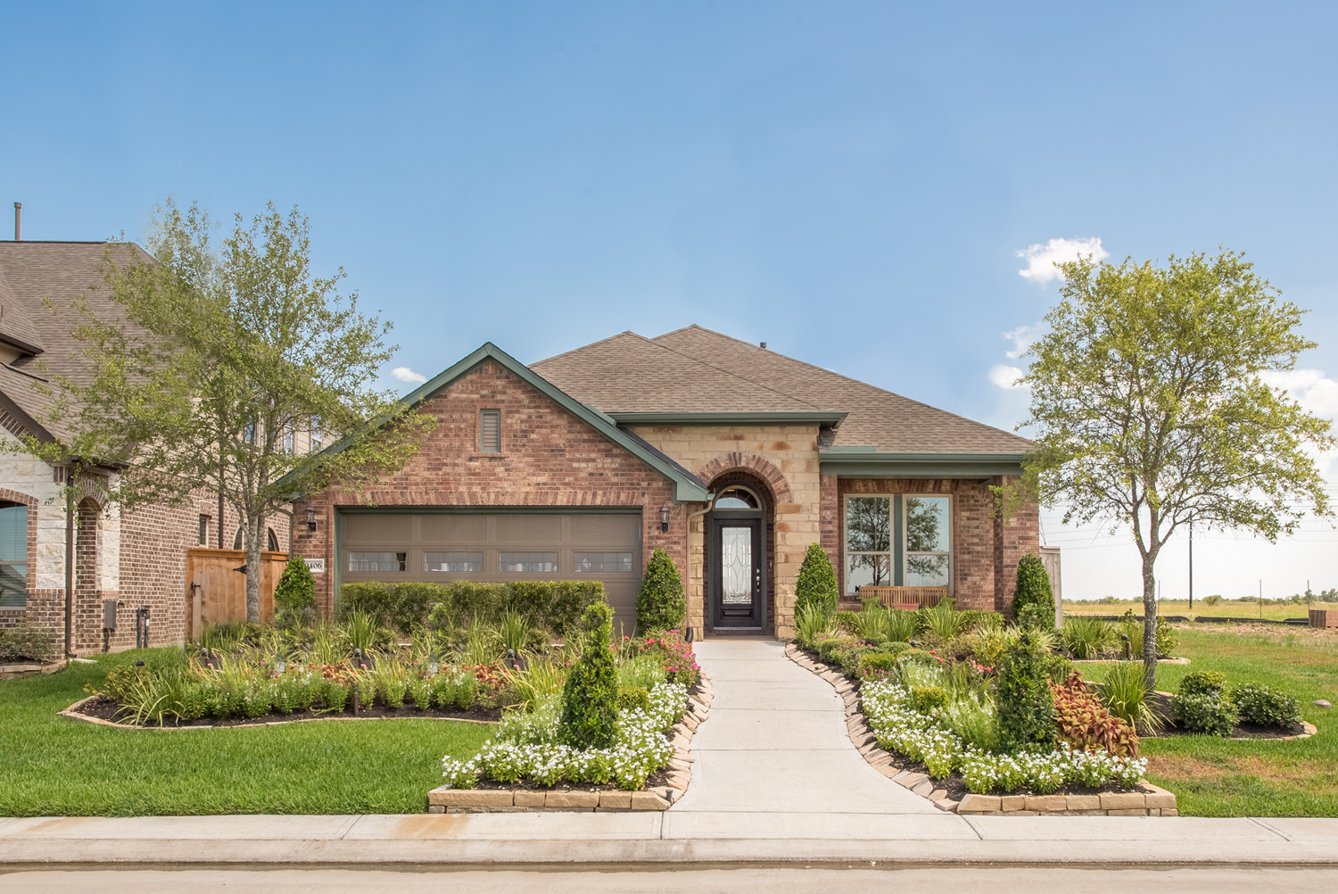 Build On Your Lot Classic Series Houston Tx Home Builder New Homes David Weekley Homes