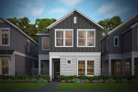 Tidal Pointe at Southside Quarter - Courtyard Homes Jacksonville FL