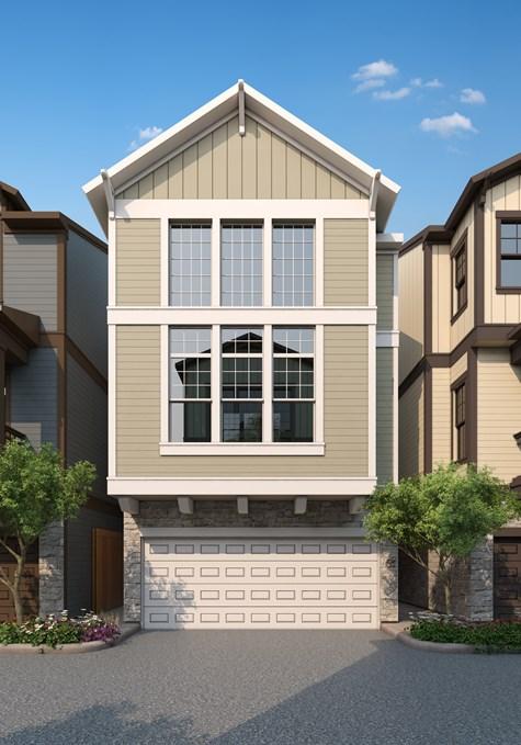Villas At Kimsey Park Dallas Tx Home Builder New Homes