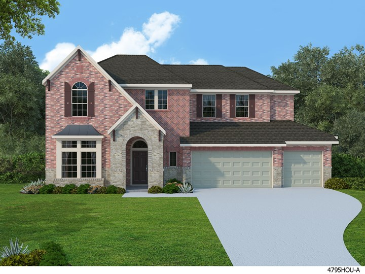 Silver Ranch Katy Tx New Homes