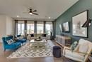 The Ridgemont - Living Room