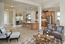 The Cloverwood - Kitchen/Family Room