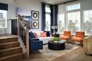 The Horton - Living Room